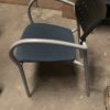 Fabric Chair with Arm